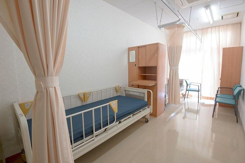 西病棟 病室