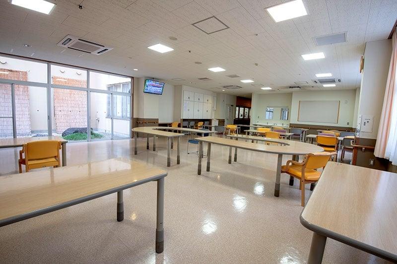 中央病棟ホール
